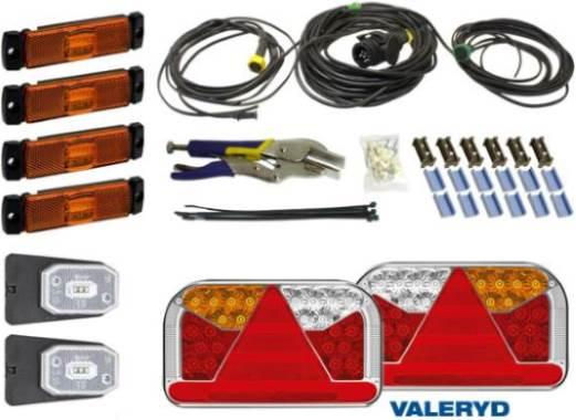 Узнайте больше о Электрооборудование и световые приборы прицепа