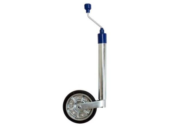 Узнайте больше о Откидные опорные колеса и опорные стойки для автодомов и прицепов